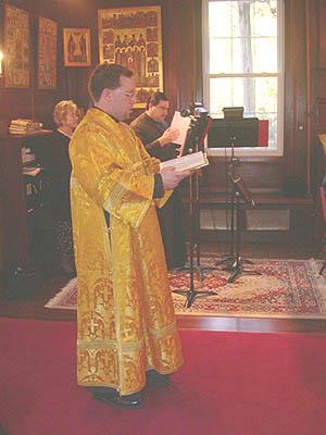 The Orthodox Faith - Volume II - Worship - The Divine Liturgy - Epistle - Orthodox  Church in America