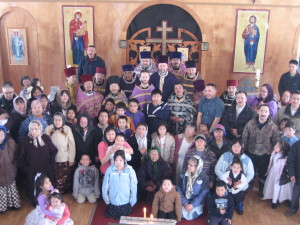St. Vladimir's Seminary chancellor and seminarian lead Alaskan retreats