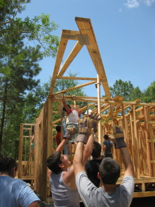 Habitat Humanity Building A Homes For A Single Moms