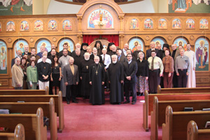 OCA Bulgarian Diocese holds Fourth Congress-Sobor