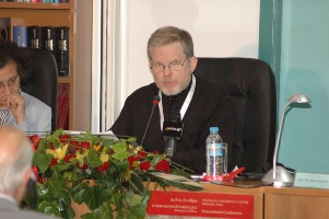 St. Vladimir's Seminary trustees attend conference on Christian witness in the Middle East