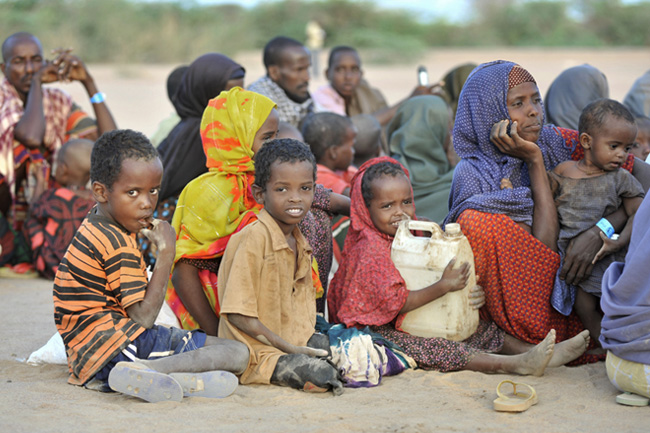 As UN declares famine in Somalia, IOCC responds with aid to refugee camps