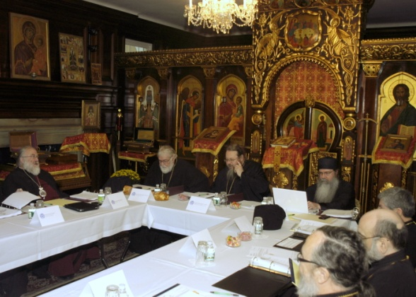 Fall 2011 Holy Synod