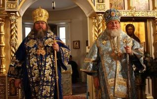 ROCOR / OCA Liturgy