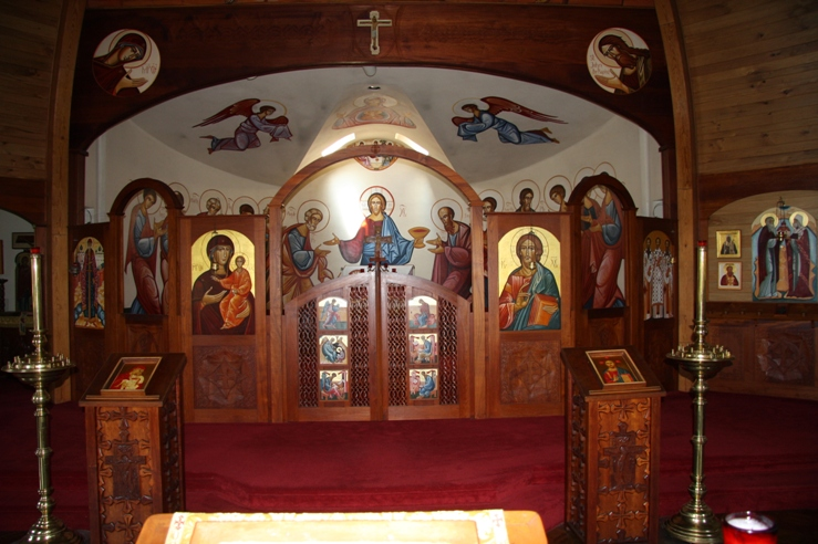 Three Hierarchs Chapel
