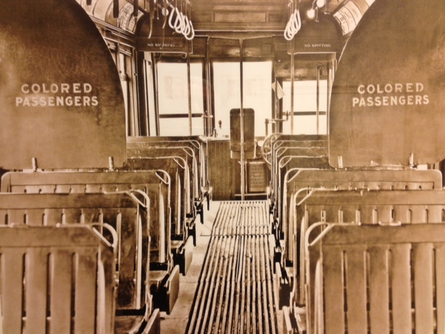 Segregated Street Car