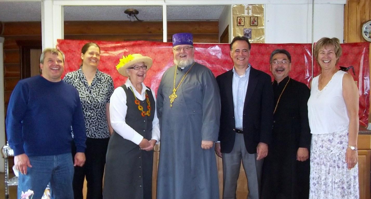 Rasmuson Foundation Grant to aid in restoring four historic Alaskan churches