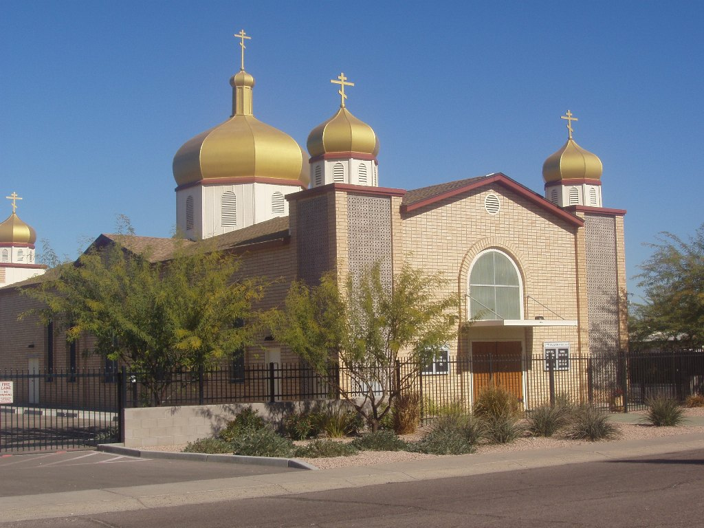 SS Peter & Paul Church, AZ