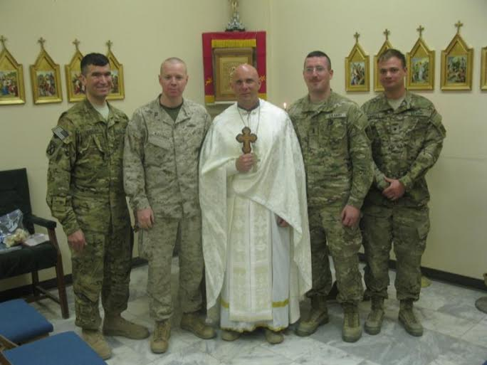 Pascha in Afghanistan