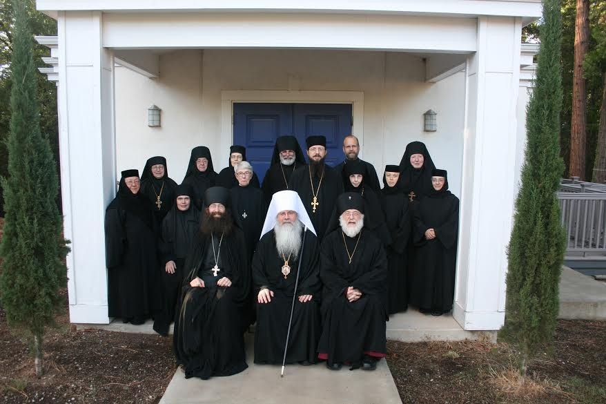 Monastic superiors conclude Synaxis at St  John Monastery