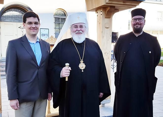 Department Highlights:  OCA, Finnish Orthodox youth directors discuss cooperative efforts