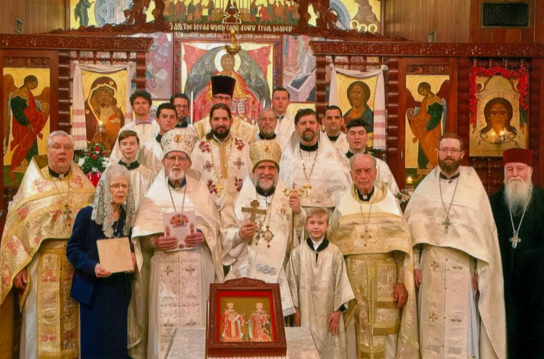 In the news from pennsylvania to finland orthodox for Alexander s mural paramus