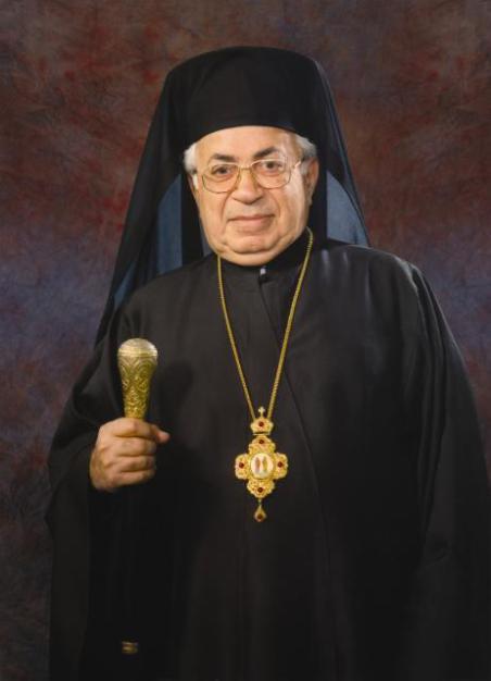 Metropolitan Tikhon sends condolences to Antiochian Patriarch John X