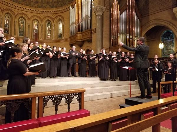 st tikhon choir