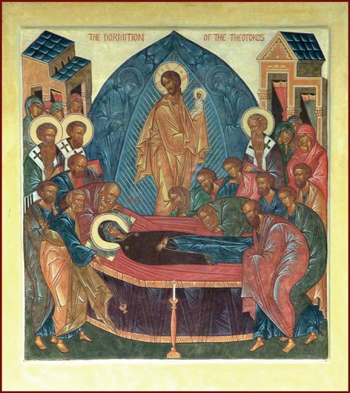 Commitment vs  Convenience: The Dormition Fast - Orthodox Church in